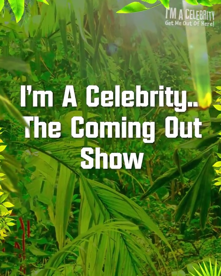 Missing the Campmates already? Find out what happened when they left the Jungle and crossed the bridge back to reality in the Coming Out show 🌴👋 Tonight. 9pm. ITV. #ImACeleb