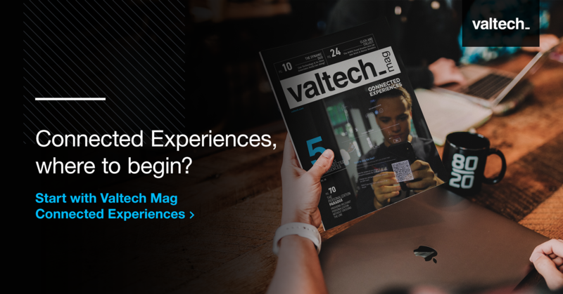 Our Valtech Mag is the gift that keeps on giving long after the holiday season. The range of content will inspire your connected experience journey from start to finish. See for yourself: https://t.co/vGHaUA41VF  #businesstransformation https://t.co/xARYV5VM5Z