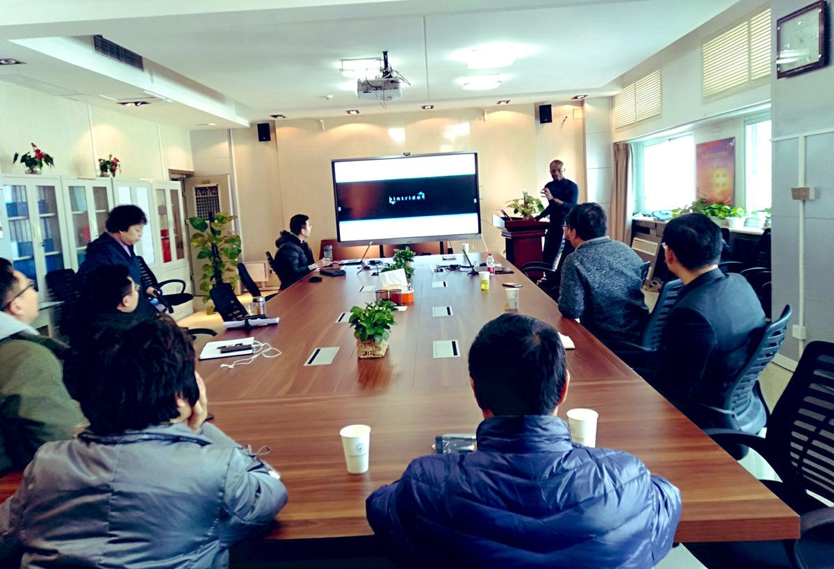 We were hosted again by the incredible folks of Beijing Union University in China, engaging on the growing #digitalisation requirements in the R&D of smart cities, and our take on helping minimise its impact. Big thanks! #DigitalTransformation #data #startuplife #SmartCities https://t.co/3k4PdHzGCm