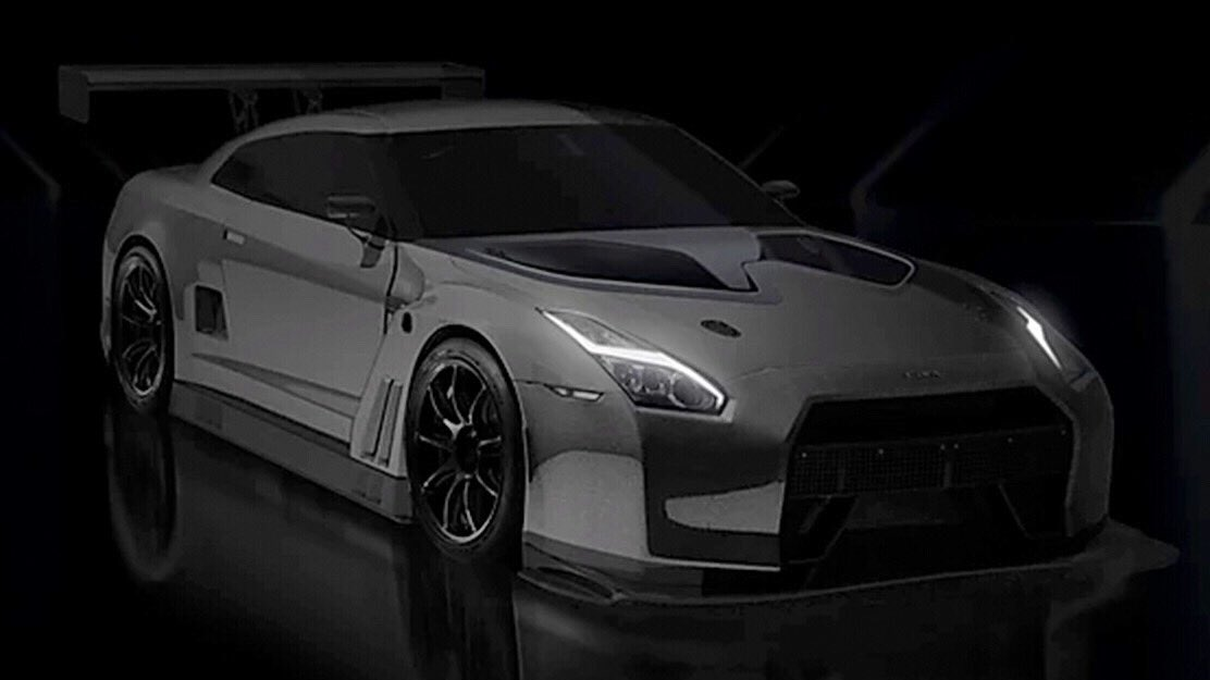 Say hello to the JRM 23: a road-legal GT3 car based on the Nissan GT-R! @JRM_Group now run Bentleys but were previously involved in NISMO's GT1 and GT3 projects, hence the 23.  It's limited to 23 examples (obvs) and starts at £380,000.<br>http://pic.twitter.com/bXRM28Av3N