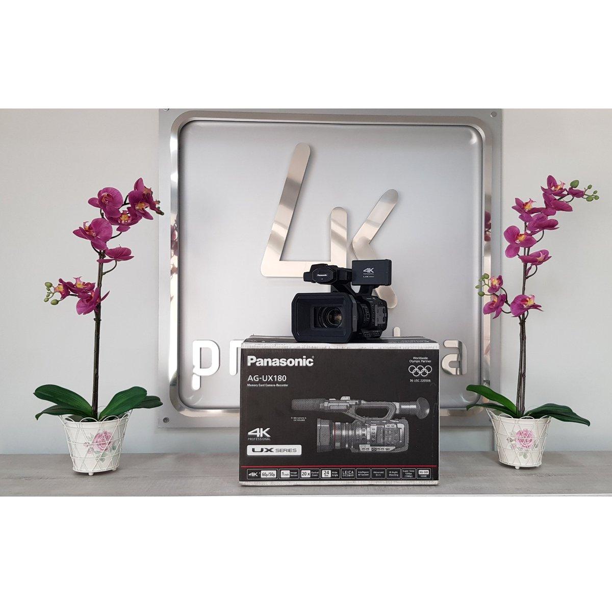 💫#Panasonic AG #UX180 🎥  💥Detaylı bilgi ve stok için👇 ☎️0️⃣2️⃣1️⃣2️⃣2️⃣2️⃣2️⃣0️⃣0️⃣3️⃣0️⃣ 📧info@4kpromedya.com.tr #panasonic #camera #4k #professional #uxseries #ux #memory #card #recorder #television #media #broadcast #cam #hd #film #slowmotion #filmmaker #produksiyon #aktüel #studio