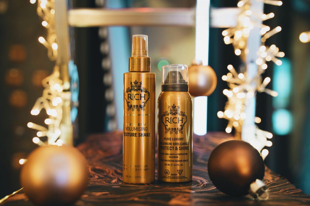RT @RichHairCare: Dear 🎅🏼, I've been such a good girl 🤗 #RICHHairCare #AffordableLuxury https://t.co/QDCOdaq8RI