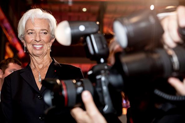 #Lagarde