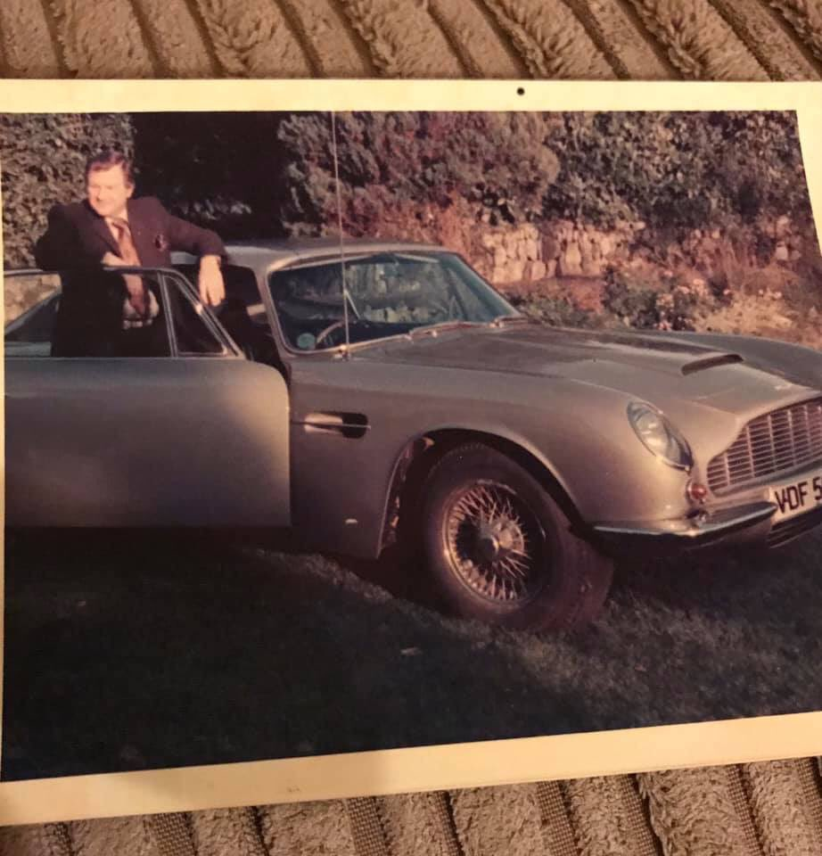 Can you help with trying to locate this lovely old DB6?... From Marie...My grandfather has recently passed away and we are, as a family going through his old photos, he's had some wonderful cars over the years... one being this beauty! It may now reside in N Yorks? #the12