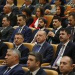 Image for the Tweet beginning: Cumhurbaşkanımız Sn. @RTErdogan'ın teşrifleriyle, 100