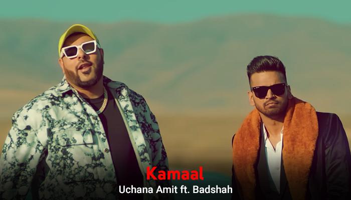 #UchanaAmit + @Its_Badshah = #Kamaal 🥳 → youtu.be/ZPSUimDt7N8