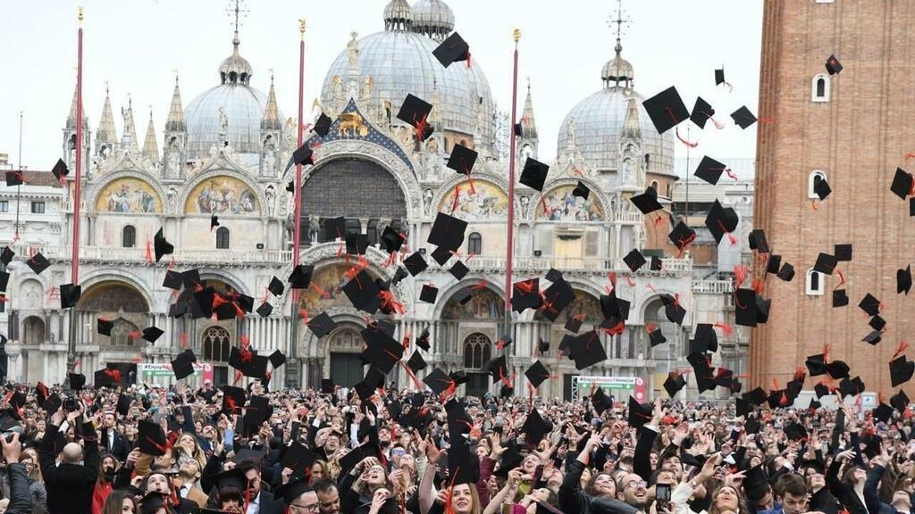 Venezia e Padova fra le città preferite dagli uni...