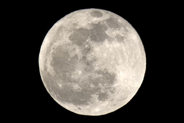 コールドムーン🌕❄️令和元年ラストの満月だよ🎄