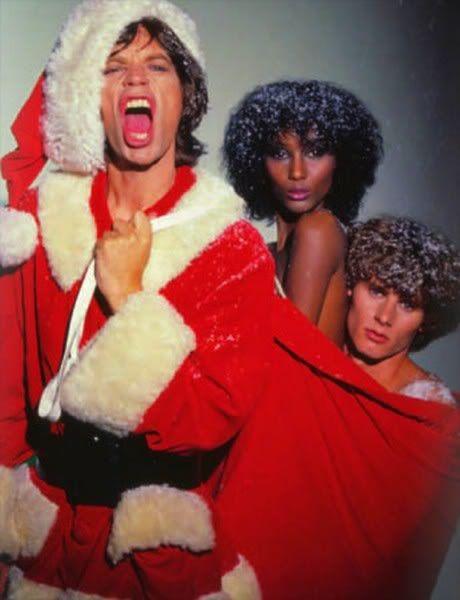 Jingle bells, jingle bells... #TheRollingStones #TBT https://t.co/dD7l5MXsOQ