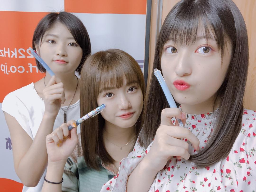 【12期 Blog】 13期、おめでとう☺︎一応12期の日でもある←☺︎羽賀朱音:…  #morningmusume19