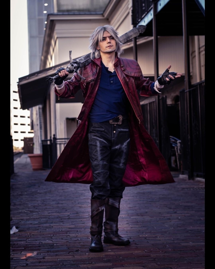 Ezcosplay On Twitter Dante From Devil May Cry 5 Outfit