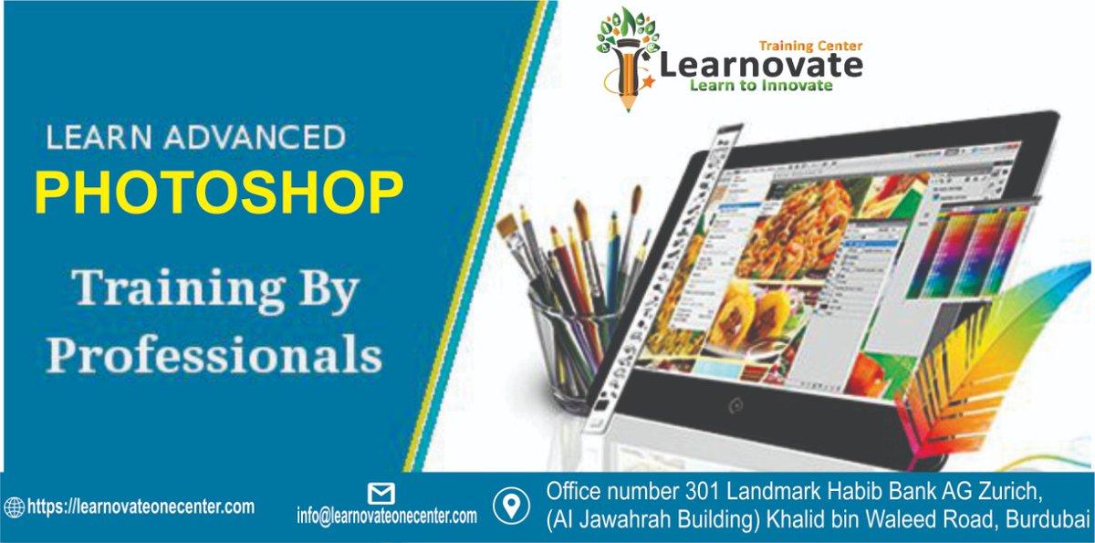 Learn Adobe Photoshop In Dubai. Visit Learnovate Training Center OR Call Us.#learnovate #ltc #learnovateTraining #education #courses#adobephotoshop #photoshop #LearnAdobePhotoshop #adobephotoshopcourse📩 info@learnovateonecenter.com🌐https://learnovateonecenter.com📞0581036887