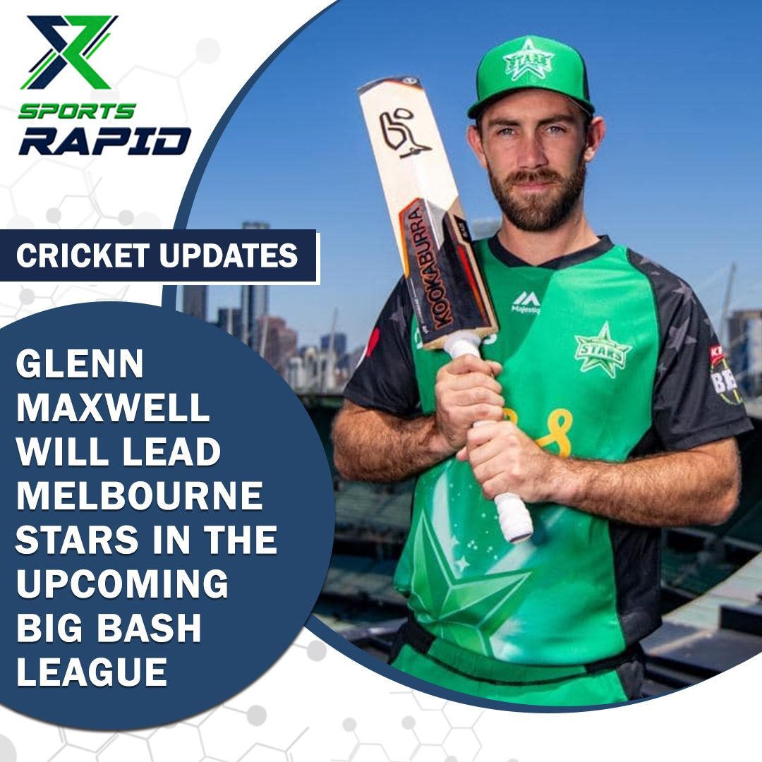 Maxwell will take the centre stage as Captain for the Melbourne Stars in upcoming BBL league.#bigbashleague #cricket #lovecricket #cricketmemes #cricketaustralia #banvafg #instagram #englishcricket #australiancricket #afgvzim #banvzim #memes #indvsa #urn