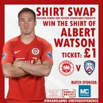 Image for the Tweet beginning: This Saturday's Shirt Swap collection