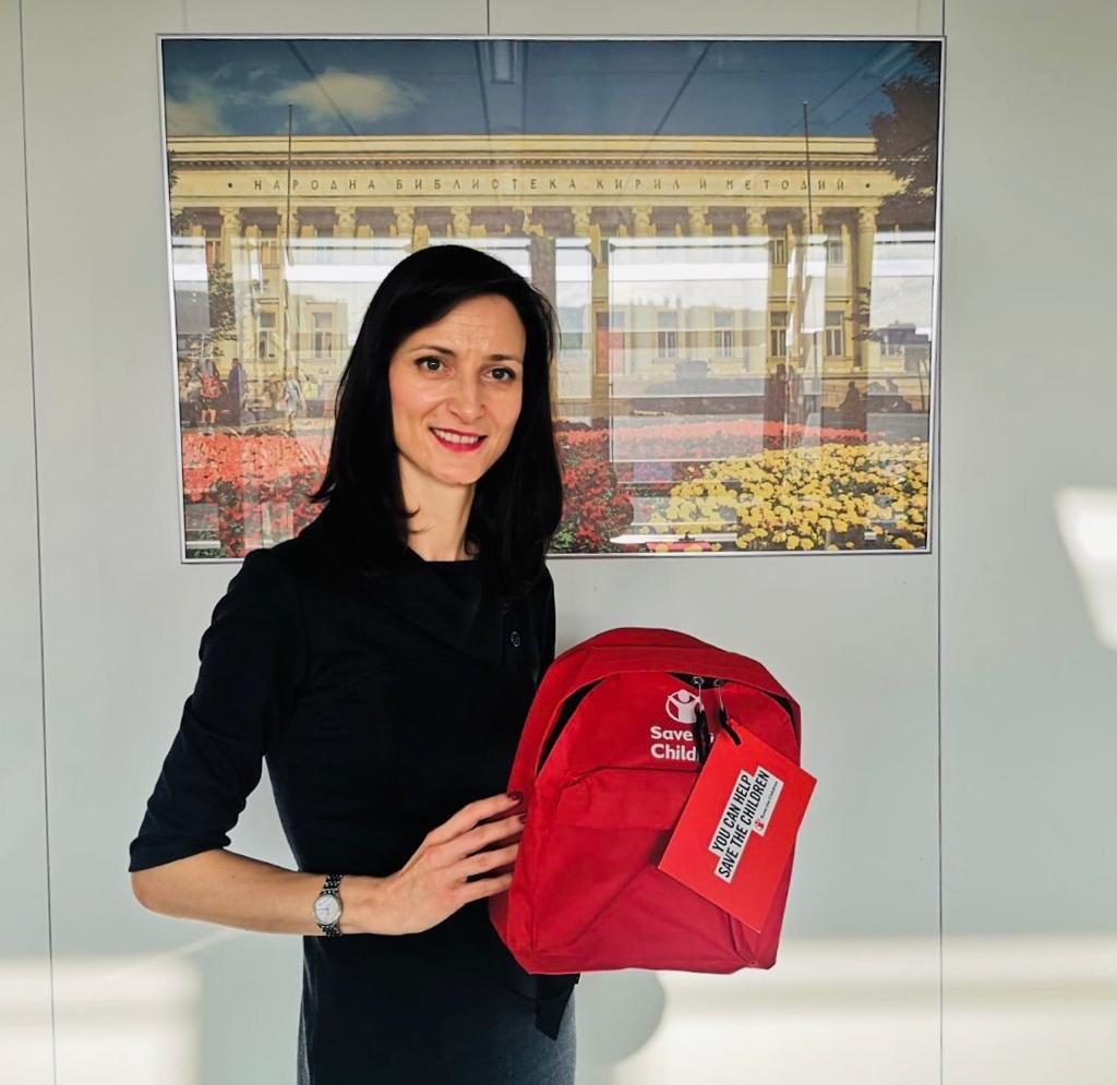 Thank you @EUSaveTC for my #BacktoSchool pack! Every child must have the chance to live, learn & be protected, not only in the #EU but everywhere. The EU will continue to support #research into child diseases & promote access to quality #education for all children. #EUforChildren https://t.co/d8wlCdmGS4