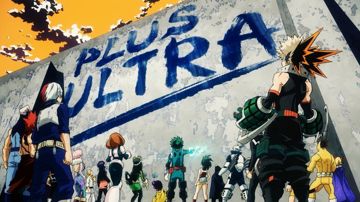 雄英高校ヒーロー科1年A組のPVが来た!!↓#ヒロアカ #heroaca_a #ヒーローズライジング #12月20日公開 #TVアニメ4期毎週土曜放送中