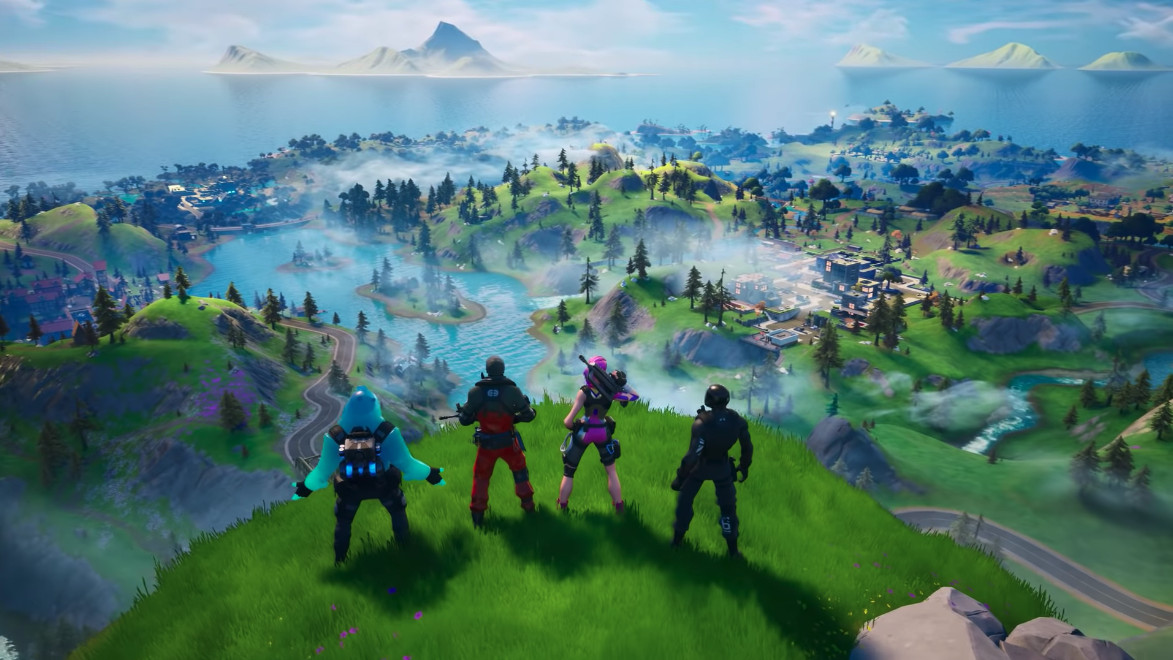 Fortnite adds local split-screen on the Xbox One and PlayStation 4