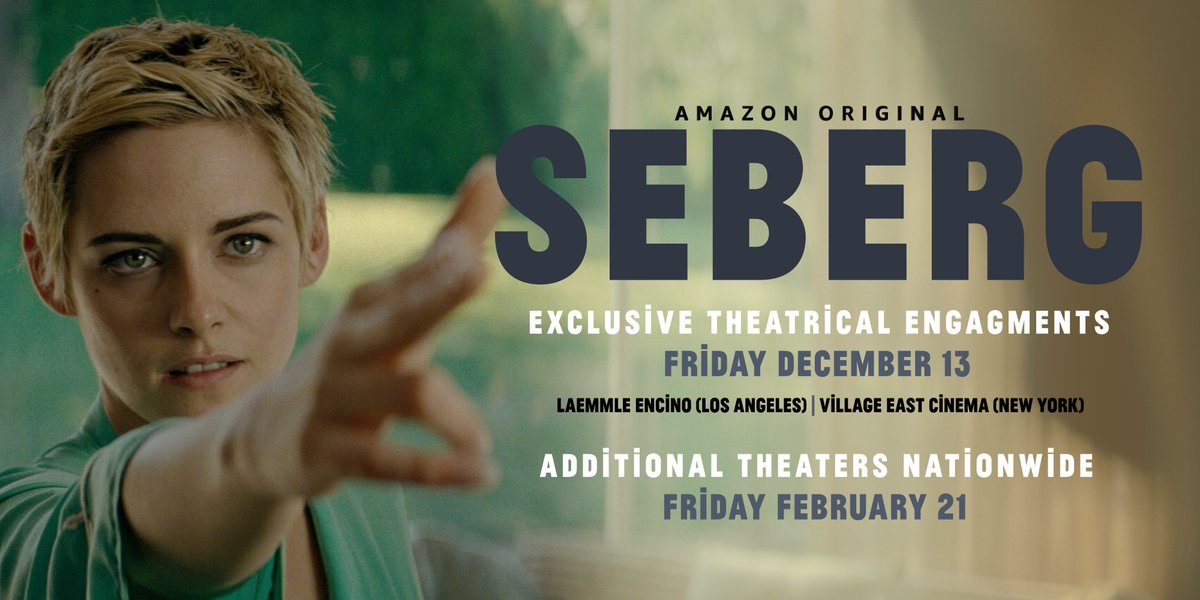 Here's where you can see #Seberg this weekend during its limited qualifying run. Additional theaters are coming this February.