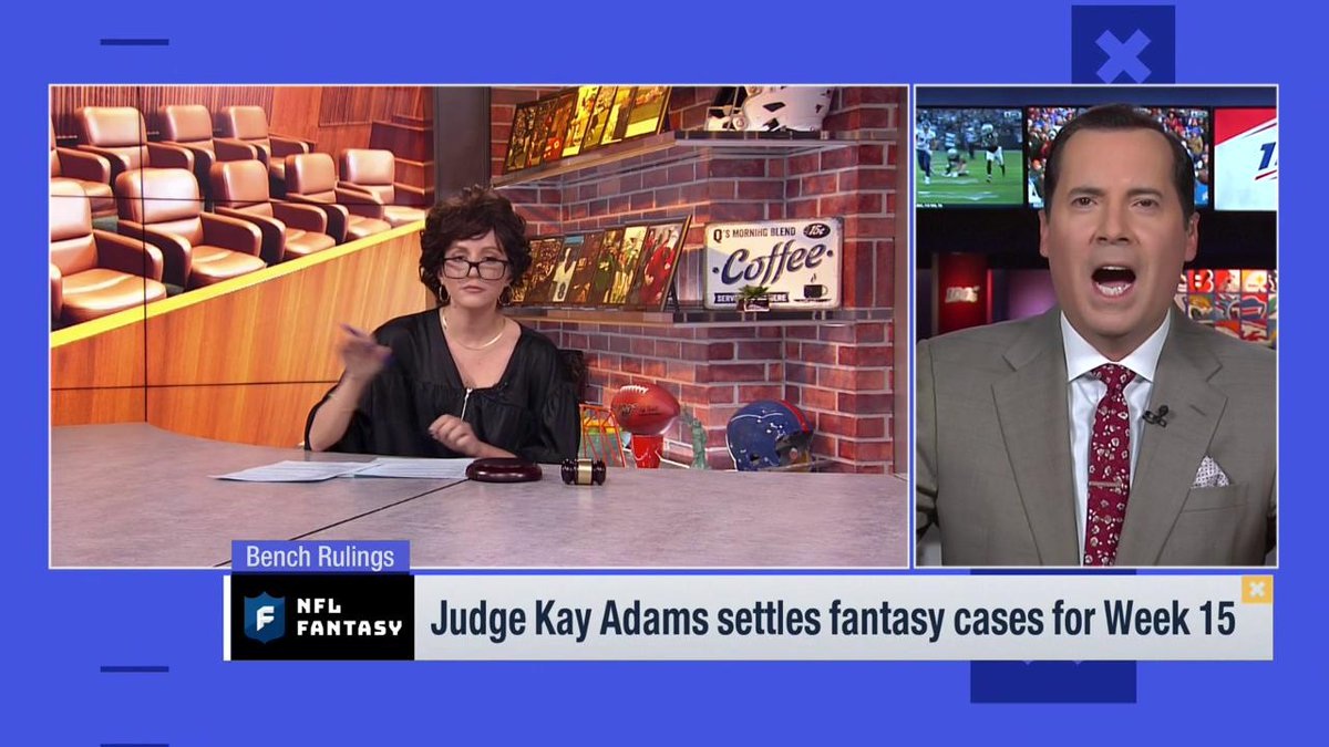 Where does rookie WR A.J. Brown stack up in Week 15? Lets turn to Judge @heykayadams for a ruling. @NFLFantasy | #FantasyFootball