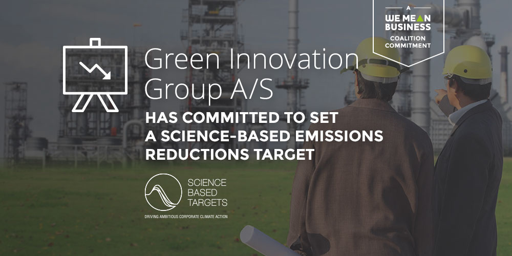 Welcome @GreenInnovation! Thanks for joining 734 companies committed to set @sciencetargets: wemeanbusinesscoalition.org/commitment/ado… @CDP