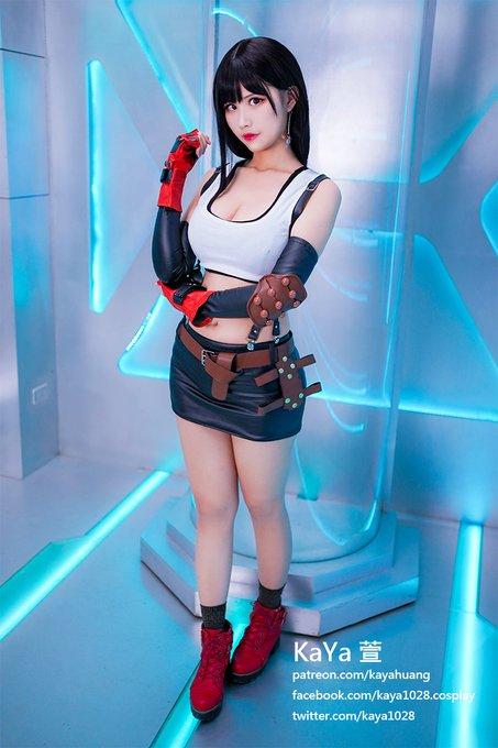 コスプレイヤーKaYa HuangのTwitter自撮りエロ画像41