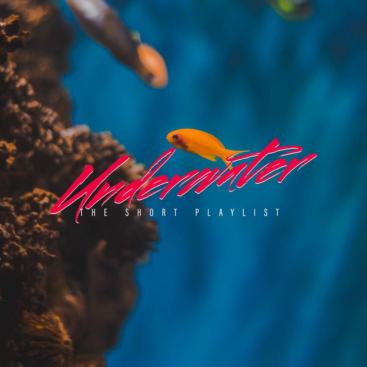 Underwater Short Playlist drops tomorrow!! Yaaaaaaaaay <br>http://pic.twitter.com/ixLGUjaWAy