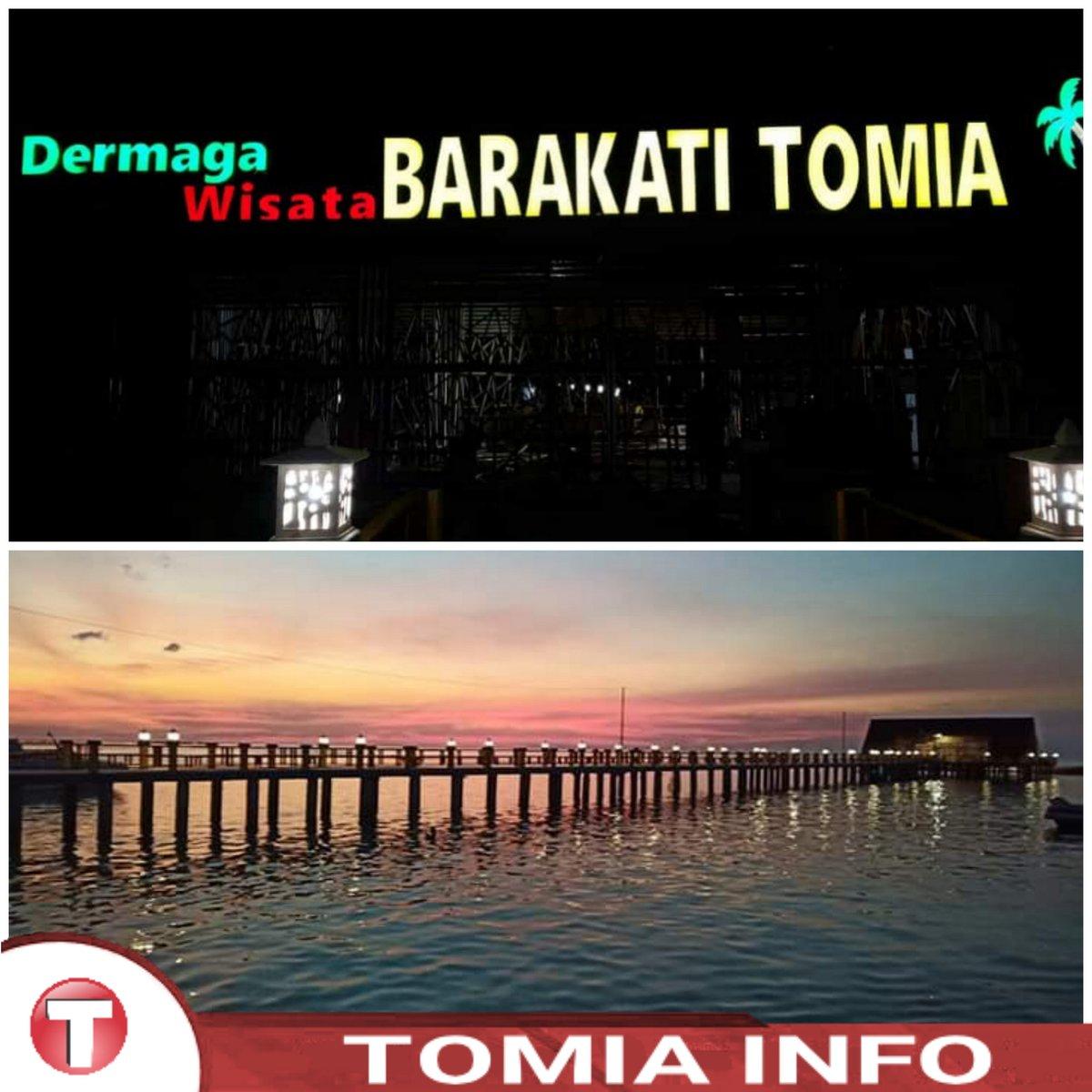 Dermaga Wisata BARAKATI TOMIA. • #onemay https://t.co/S13A4B3C5M