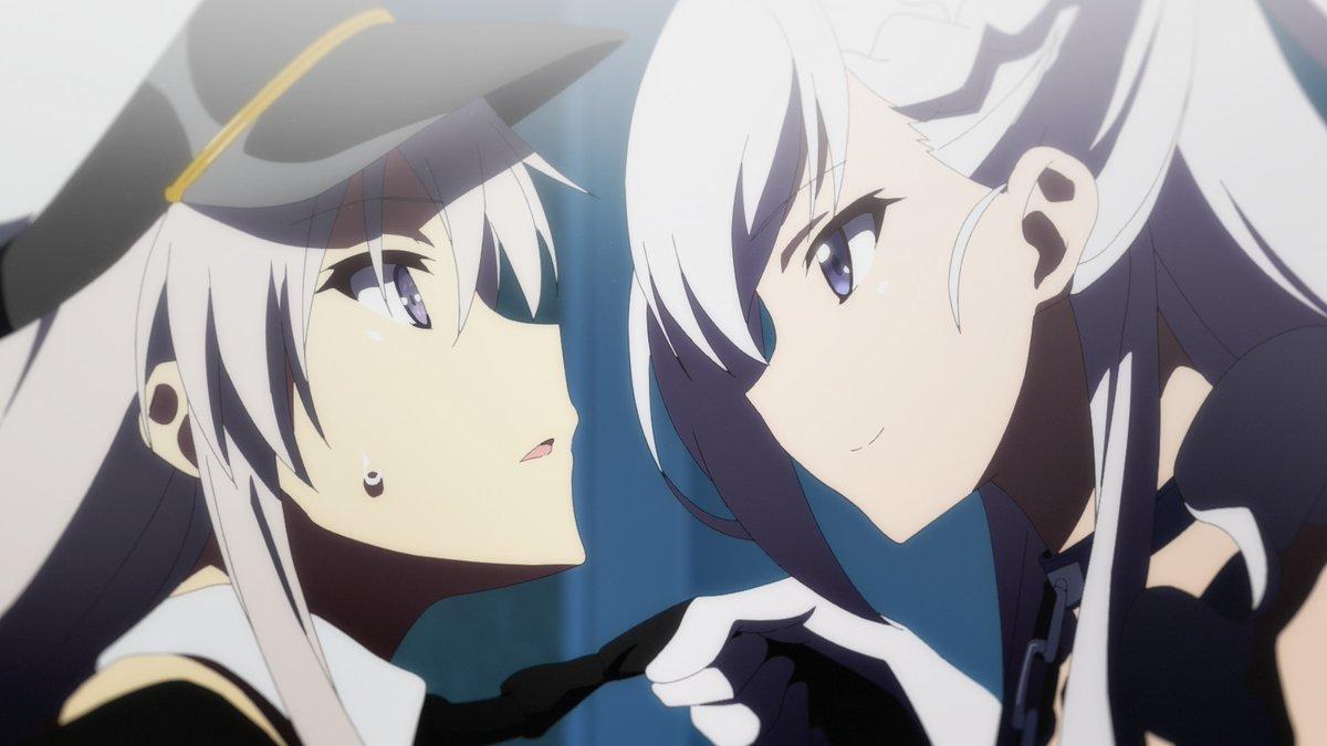 TOKYO MX、BS11にてepisode 10をご視聴いただいた皆様ありがとうございました。次週以降の放送は休止となり、episode 11は3月13日(金)に放送予定です。詳しい放送スケジュールは公式サイトご確認ください。#アズレンアニメ #アズールレーン