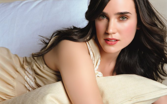 """I had enough time being single to know I have no regrets about being married!"" ― Jennifer Connelly (born this day, December 12, 1970)"