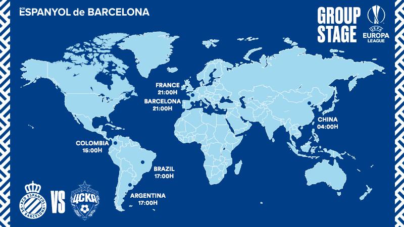RCD Espanyol de Barcelona @RCDEspanyol