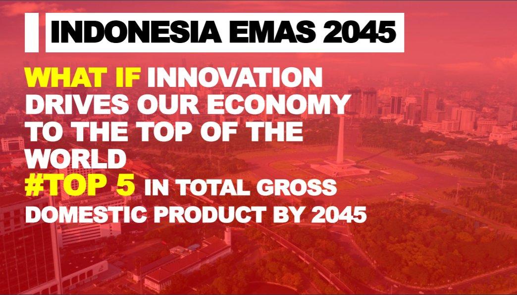 Banggainovasiindonesia A Twitter 5 Bppt Sangat Mendukung Berdirinya Pilar Pilar Visi Indonesia Emas Menuju Kesana Hammam Riza Ingin Menyampaikan Pemikiran Terkait Penguatan Inovasi Yang Perlu Dilakukan Kedepan Yakni What If Innovation Drives Our