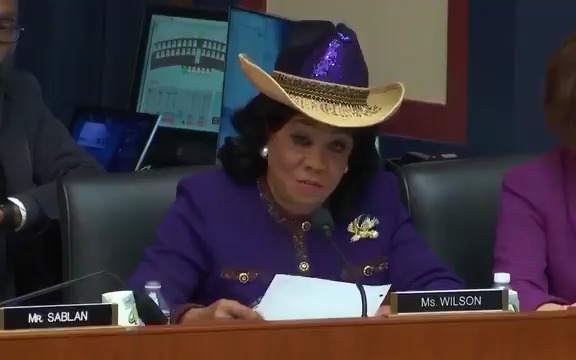 "Rep. Frederica Wilson to Betsy DeVos: ""I've had some honest disagreements with my friends in the Republican party about how to move education forward but I've never, not one time, believed that they were out to destroy public education until I met you."""
