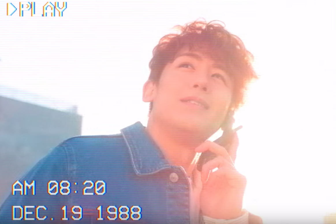Image result for 2PM's Nichkhun reveals sweet MV for Japanese track 'Story of...'