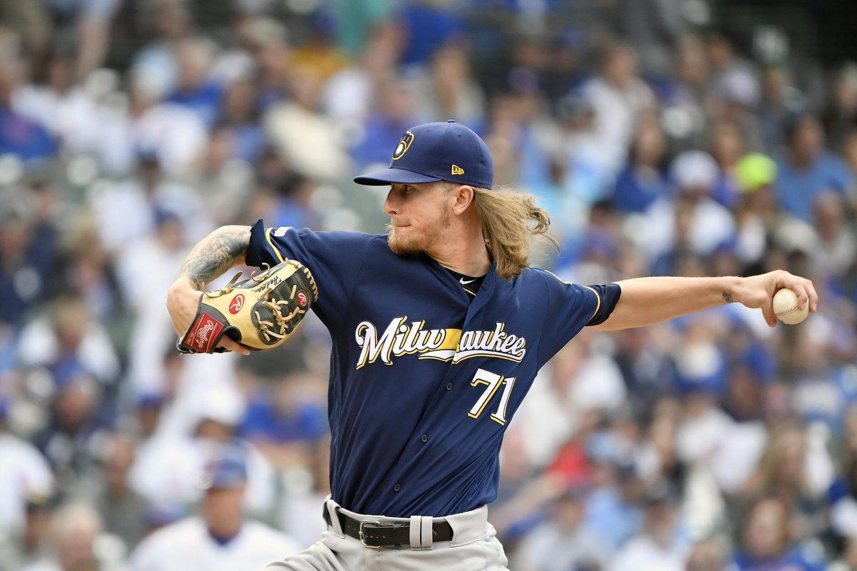 Yankees, Dodgers, Mets Reportedly In Market For Josh Hader https://www.mlbtraderumors.com/2019/12/josh-hader-trade-rumors-yankees-dodgers-mets.html…