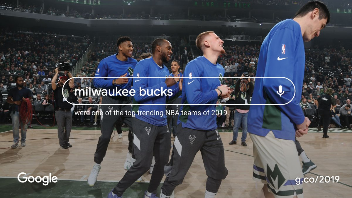 Milwaukee Bucks @Bucks