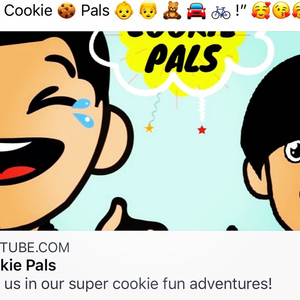 """""""My Cookie 🍪 Pals 👶 👦🧸 🚘 🚲!""""🥰😘🥰 #cookies #grandchildren #play #fun #baby #funvideos #park #toys #toddler #toddlerlife #childrengames #tropicallife #gameplays #pals #puertoricanbabies #school #infant #creativity #magical #hype #fantasy #playground"""