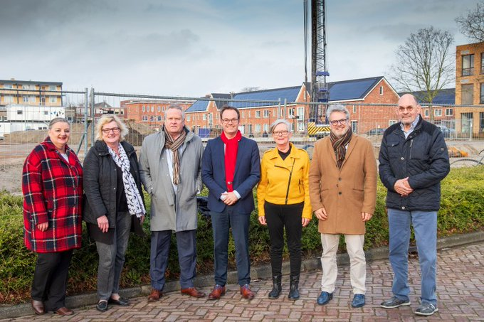 Prestatieafspraken over betaalbare woningen in Maassluis https://t.co/YEFL5IZ2fM https://t.co/pofAHmEem1
