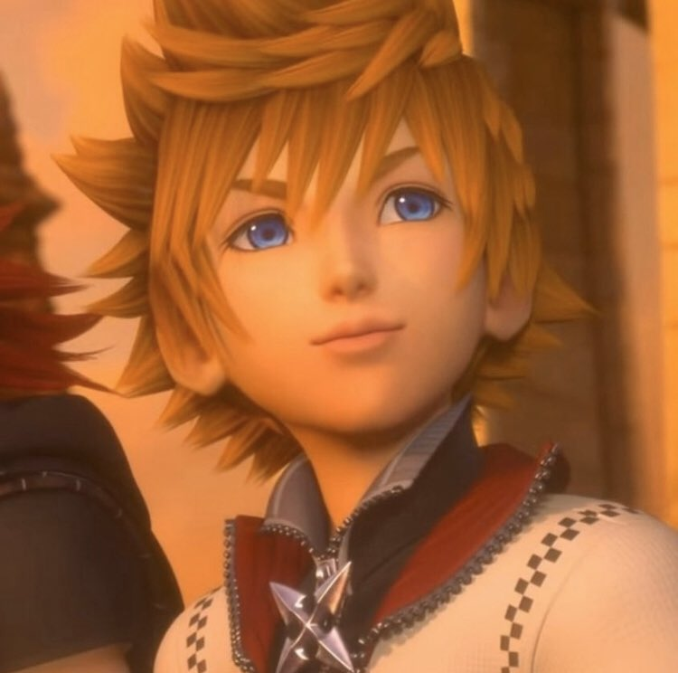 I'll start with my favorite character being Roxas! Been a fan of him since Kingdom Hearts 2 and 358/2 Days made the Sea Salt Trio my favorite trio! 😁