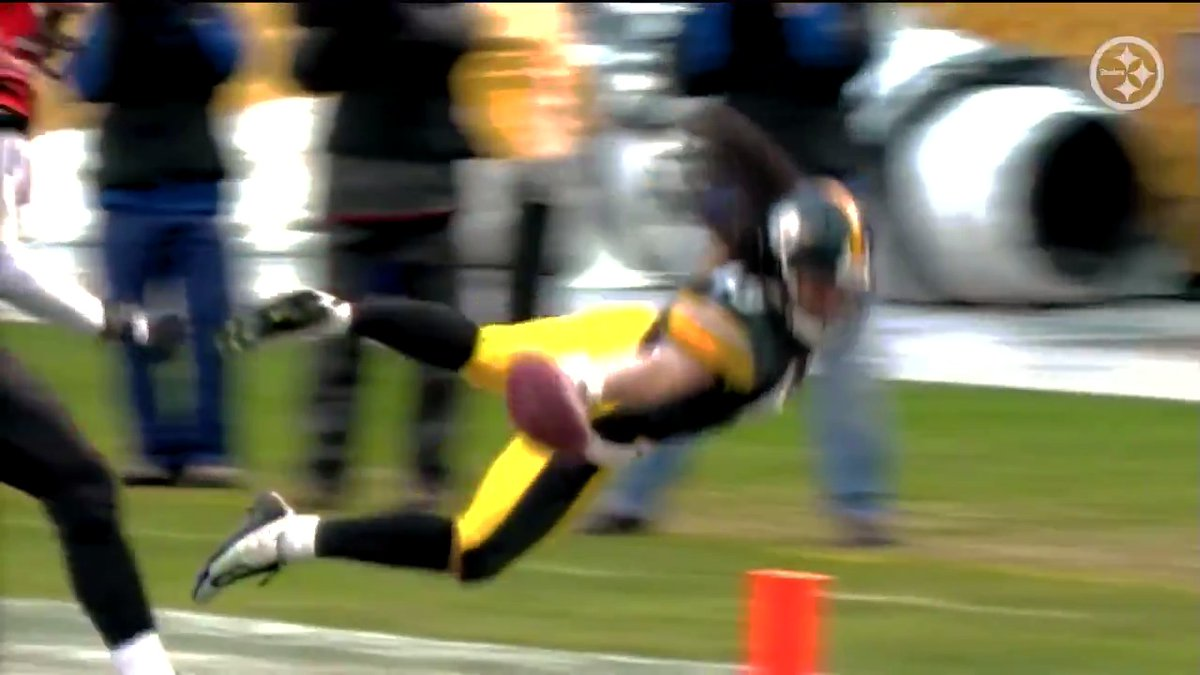 Pittsburgh Steelers @steelers