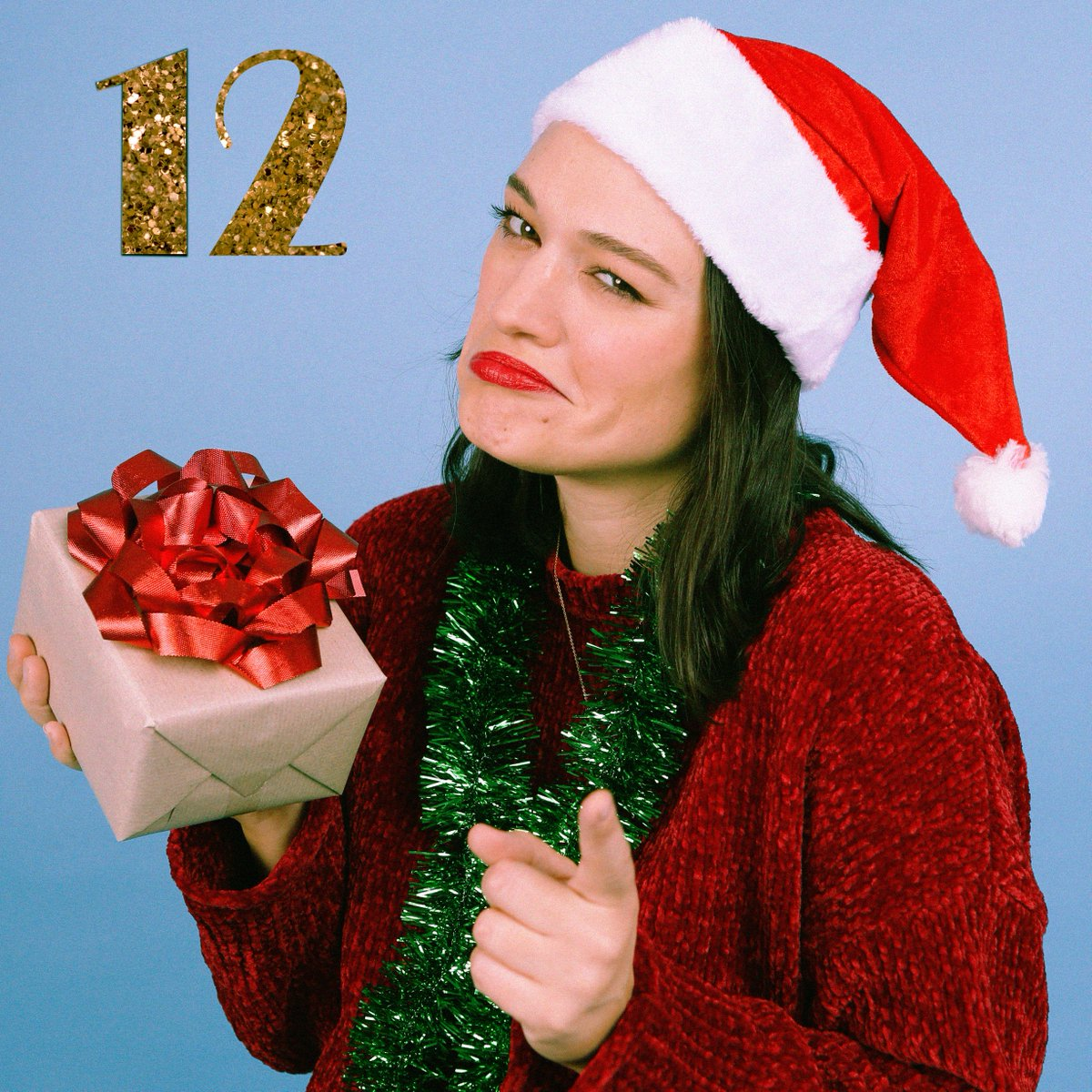 The Staves On Twitter On The Final Day Of Our Twelvestavesofchristmas We Want To Thank Everyone Who Added Nothing S Gonna Happen Demo To Their Playlist Sent Their Favourite Christmas Cracker Jokes