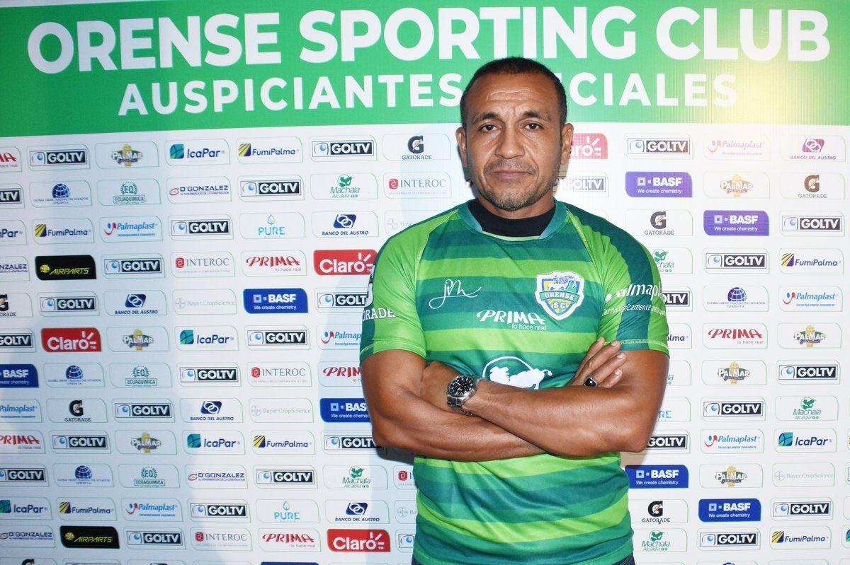 Humberto Pizarro dice que Orense peleará por el título en 2020 | ECUAGOL