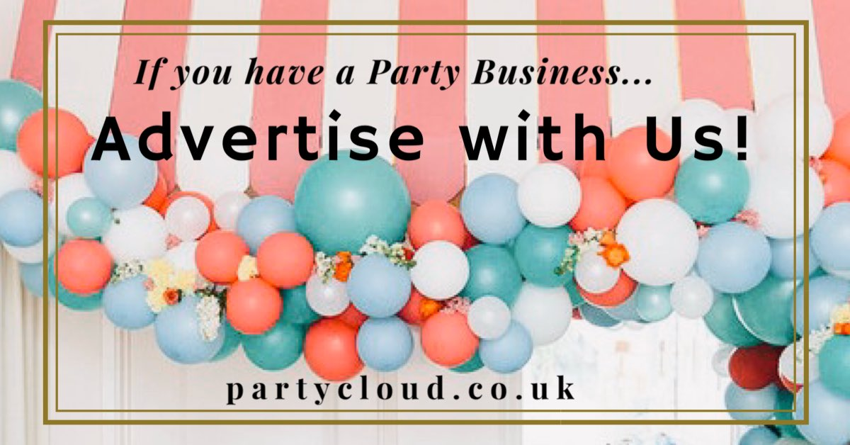 Tell us all about your gorgeous business, we'd love to have you on @Partyclouduk!💕#partydirectory #childrensParty #party #weddings