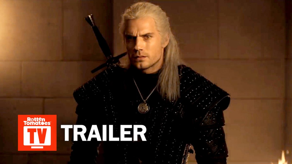 Henry Cavill stars in the final trailer for #TheWitcher, coming to Netflix next Friday.