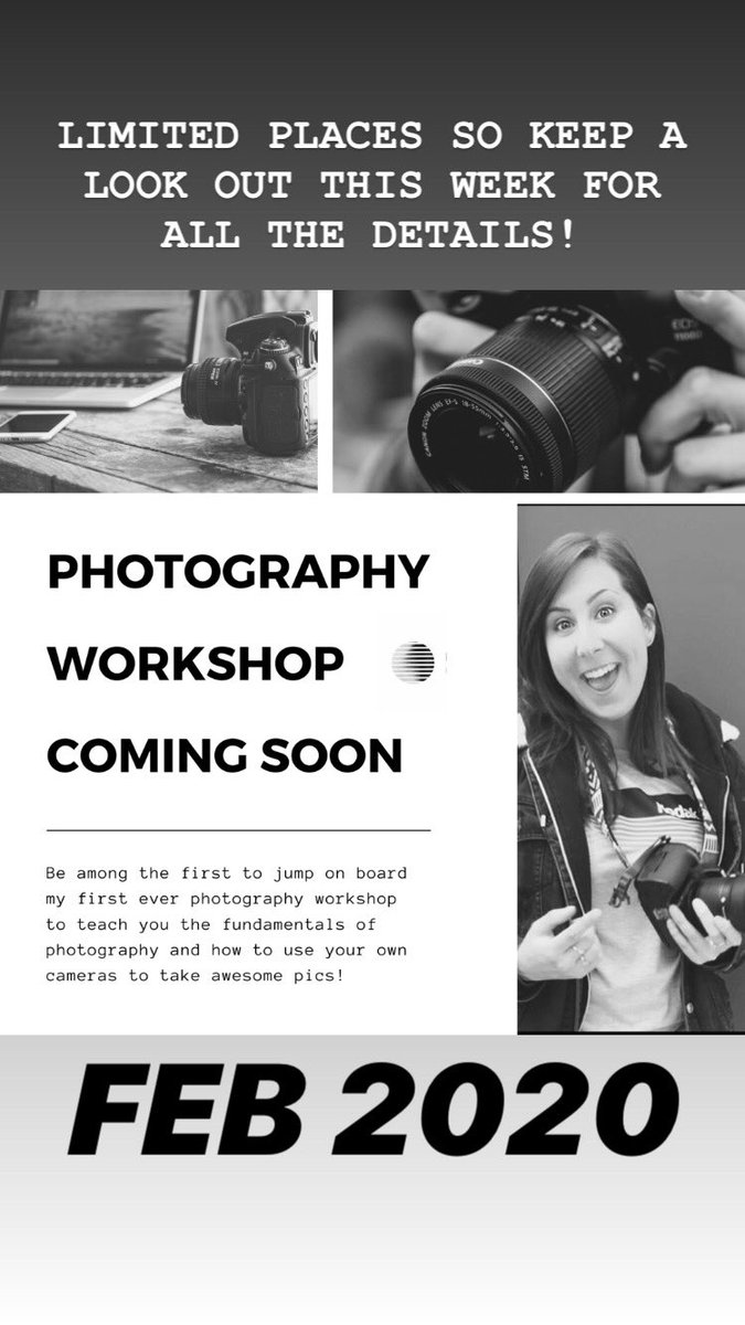 Jump on board my first ever photography workshop to teach you the fundamentals of photography and how to use your own cameras to take awesome pics! #sheffieldissuper #sheffieldphotographer #photooftheday