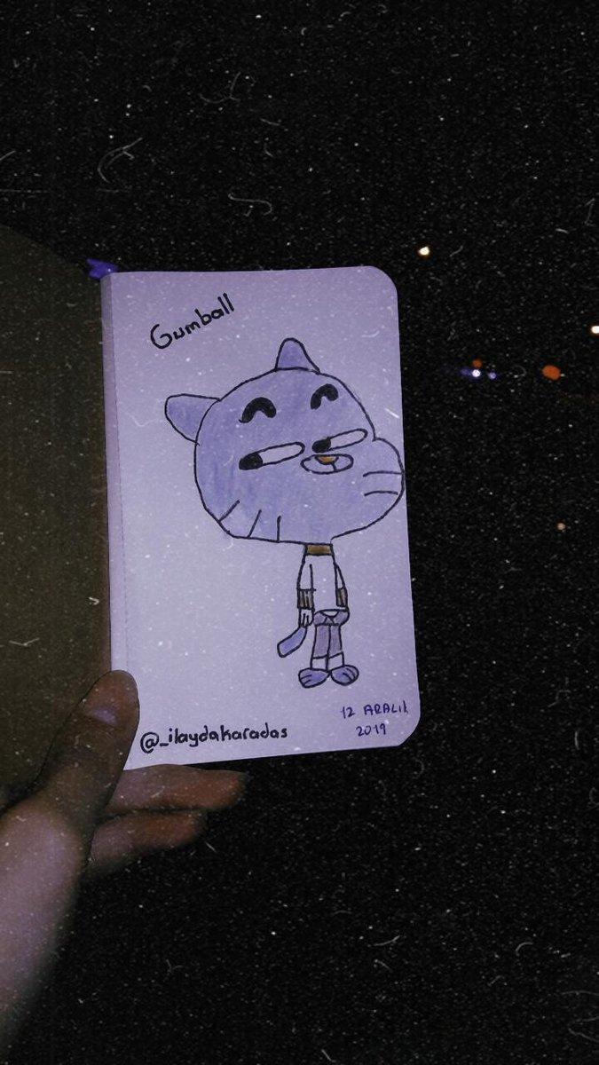 #gumball #çizim #greve12decembre #Eurovision2020 #CartoonNetwork