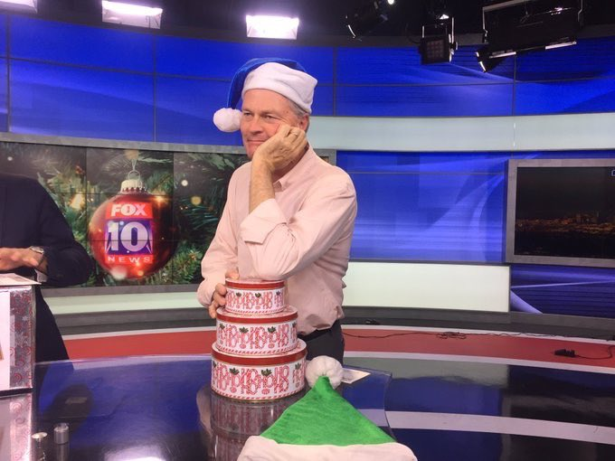 Fox10daze just in time for the holidays #tbt