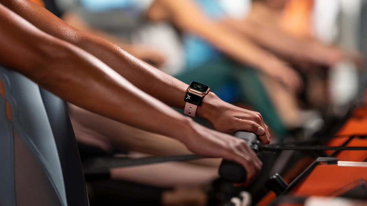 The Apple Watch now supported by Orangetheory for an even smoother high-tech gym