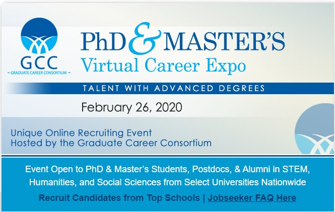 #phdjourney, #altac, #postac  Registered? Ready? Updated Your Resume?<br>http://pic.twitter.com/YikR9mxC9c