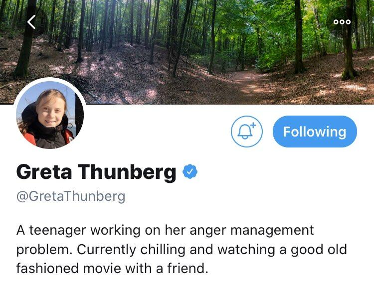 #GretaThunberg