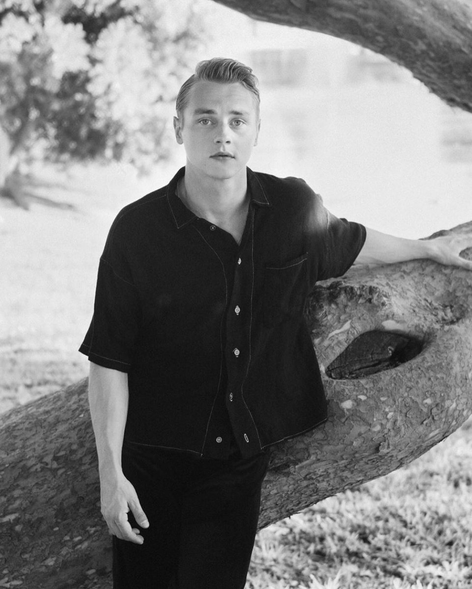 Oh, Ben, you are so soft #BenHardy